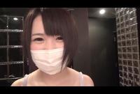 【M男】黒髪□リ巨乳19歳娘りょうちゃんにいじめてもらいました☆【個人撮影】